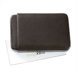 Mulholland Brothers Sliding Leather Business Card Case