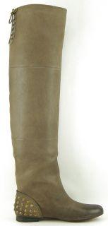 Luxury Rebel Anastasia Elephant Womens Shoes Over The Knee Boots 6 5