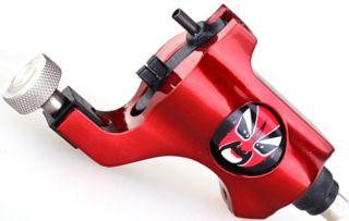 Pro Top Red RCA Rotary Tattoo Machine Gun Shader Liner C1A6B R F Kit