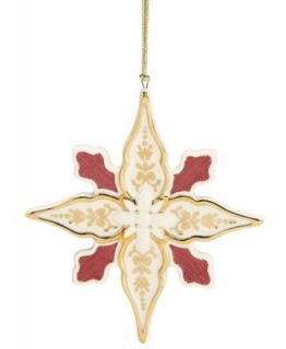 Lenox Christmas Ornament, First Blessing Cross