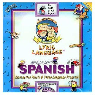 Lyric Language Spanish from Penton Overseas, Inc. for kids of all