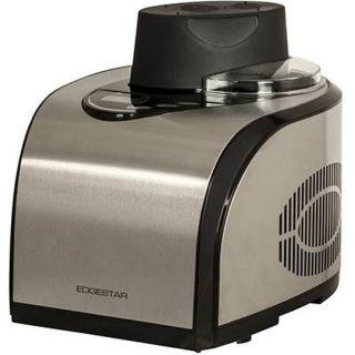 Electric Ice Cream Maker ~ Stainless Steel Home Frozen Dessert Machine