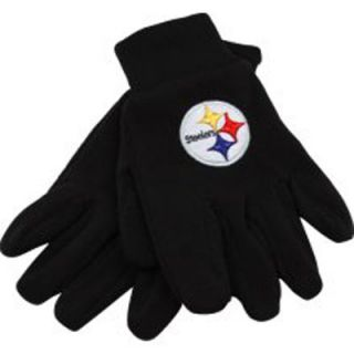 Pittsburgh Steelers Football Pair Licensed Work Gloves