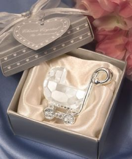 30 Choice Crystal Baby Carriage Baby Shower Favors