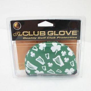 Club Glove Gloveskin Premium Putter Cover Midsize Mallet Irish