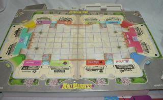 Mall Madness Blue Box Electronic Shopping Spree Board Game That Talks