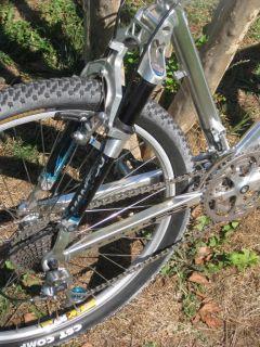 Answer FS Frame & MANITOU 3 fork Full Suspension Mountain bike Vintage