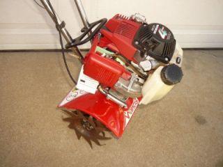 Mantis Mini Tiller Cultivator Roto 4 Cycle Honda Engine Model 7261 02