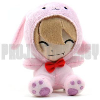 Host Club Honey Bunny Cosplay Plush Doll Anime Manga Licensed
