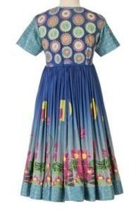 Anthropologie Fish Fry Dress M Love of the Crowd New Manish Arora