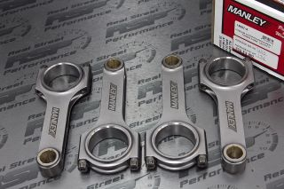 Wiseco Forged Pistons Manley H Beam Rods Volkswagen 1 8L 20V 1 8T