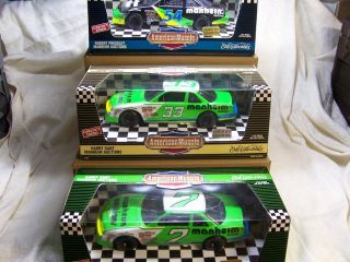 18 33 Harry Gant Manheim Auctions NASCAR Edition