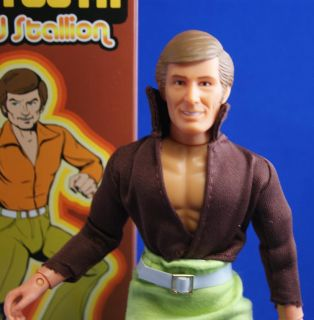 Mego Museum Super Collector Brick MANTOOTH Action Figure Sets