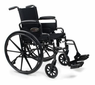 18 Everest Jennings Traveler L4 Manual Wheelchair