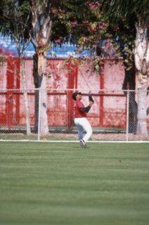 2003 35mm Slide Reds outfielder Jose Guillen 530