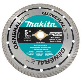 Makita A 94568 5 General Purpose Diamond Blade Turbo