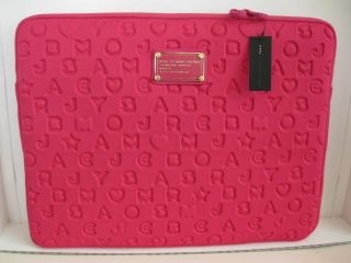 Marc Jacobs Laptop Computer Case Bag Purse