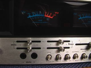 Marantz 5020 Cassette Deck Vintage Excellent Condition