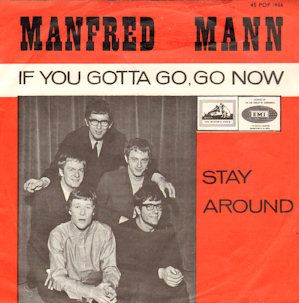 Manfred Mann Bob Dylan If You Gotta Go Holland PS
