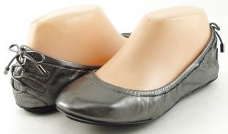 Maria Sharapova by Cole Haan Metallic Womens Designer Shoes Ballets
