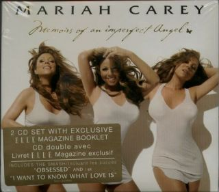 2CD Mariah Carey Memoirs of An Imperfect Angel M M 602527133652