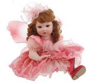 Marie Osmond Serenity Porcelain Doll C5928 w COA