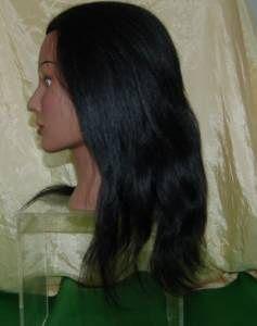 Marianna 14110 Miss Jenny Hair Mannequin Practice Head