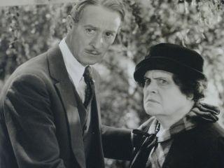 RARE Vintage Movie Photograph of Actress Marie Dressler