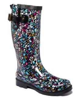 Dirty Laundry Shoes, Raindrop Rain Boots   Shoes