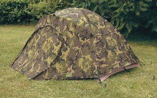 Woodland Camouflage Desert Tan COMBAT TENT US MARINE CORPS Diamond