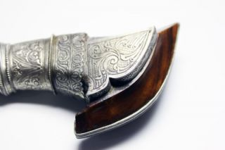 Superb Quality Moro Maranao Kris keris Sword Handle Pommel