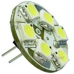 12V 24V SMD LED Light Bulb Lamp G4 Marine Boat Lighting