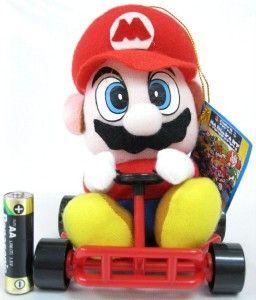 Plush DollMarioSuper Mario Kart UFO Prize Japan 3
