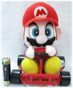 Plush DollMarioSuper Mario Kart UFO Prize Japan