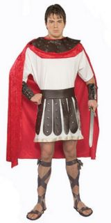 Marc Anthony. Deluxe Quality Roman Costume includes Tunic, Cape with