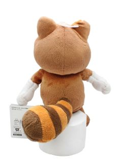 SUPER CUTE   New Super Mario Plush Series Plush Doll 8 Tanooki Mario