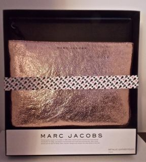 Marc Jacobs  Collection Le Pouch Rose New in Box