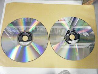 Stanley Kubricks 2 Laser Disc Set Ryan ONeal Marisa Berenson