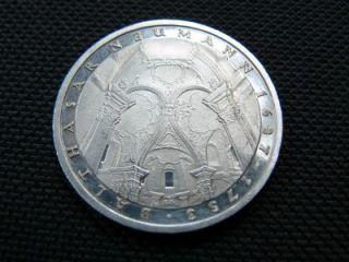 1978F German 5 Mark Silver Coin BRD Bundesrepublik Germany