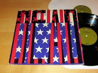 Grateful Dead Live Dead Warner Bros Original Stereo 2 LP NM NM Mint