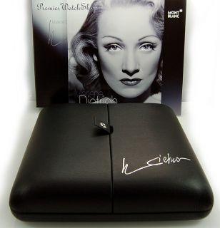New Mont Blanc Diva Marlene Dietrich 101401 Ball Point Pen New in Box
