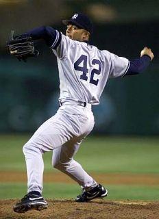 Mariano Rivera Auto Signed New York Yankees All Star CY