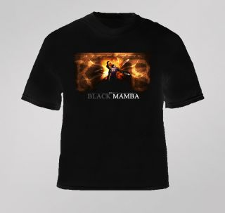 Kobe Bryant Black Mamba Cool T Shirt
