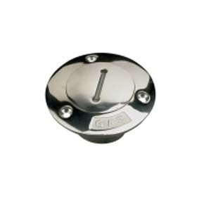 Stainless Steel Replacement Gas Cap 1 5 In