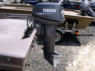 HP Electric Start 2 Stroke Outboard Motor 20 Shaft Engine New