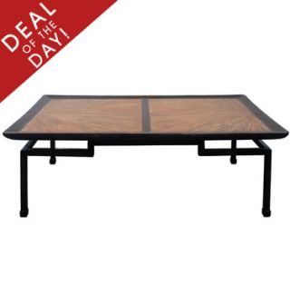 Classic Modern Asian Coffee Table Japan China Martelle