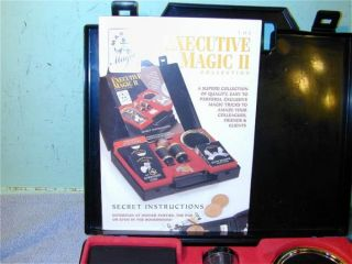 Marvins Magic Executive Set Collection MME 12 Full and Complete