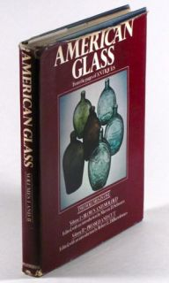 American Antique Pressed Glass Blown Glass Magazine Antiques Anthology