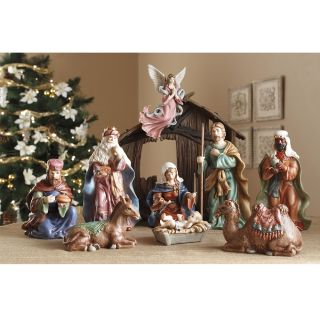 Royal Doulton Holiday Traditions Collection 11pc Porcelain Classic