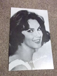 Mary Ann Mobley (born February 17, 1939) is a former Miss America